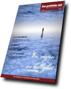 Den Profetiske røst - med fokus på undervisning om nådegavene og den profetiske tjenesten.